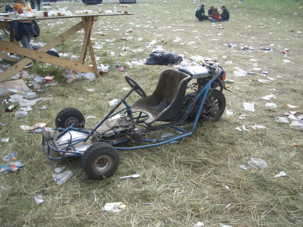 Багги с двигателем от скутера своими руками 5
