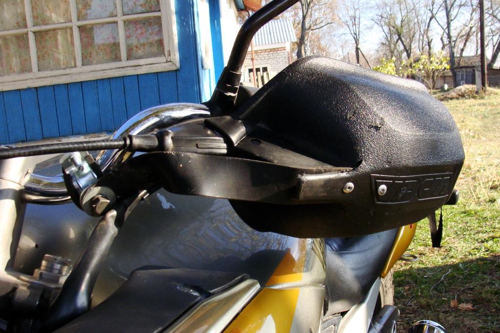 Облицовка для мотоцикла своими руками